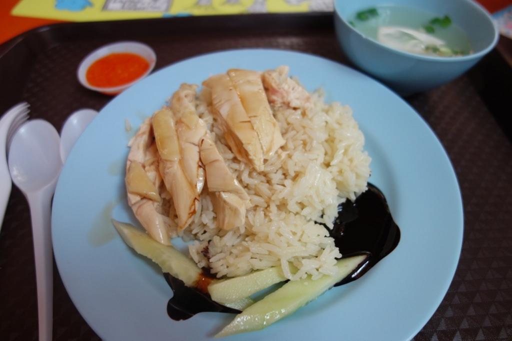 阿仔海南鶏飯(アータイ)2