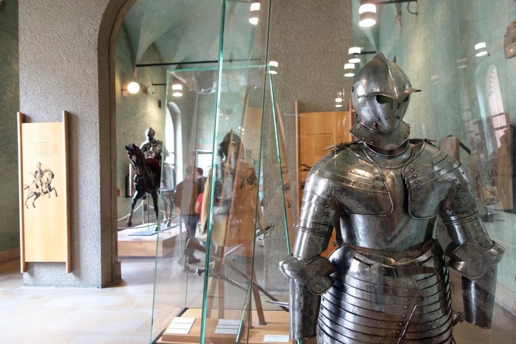 ミラノ「スフォルツァ城博物館」7