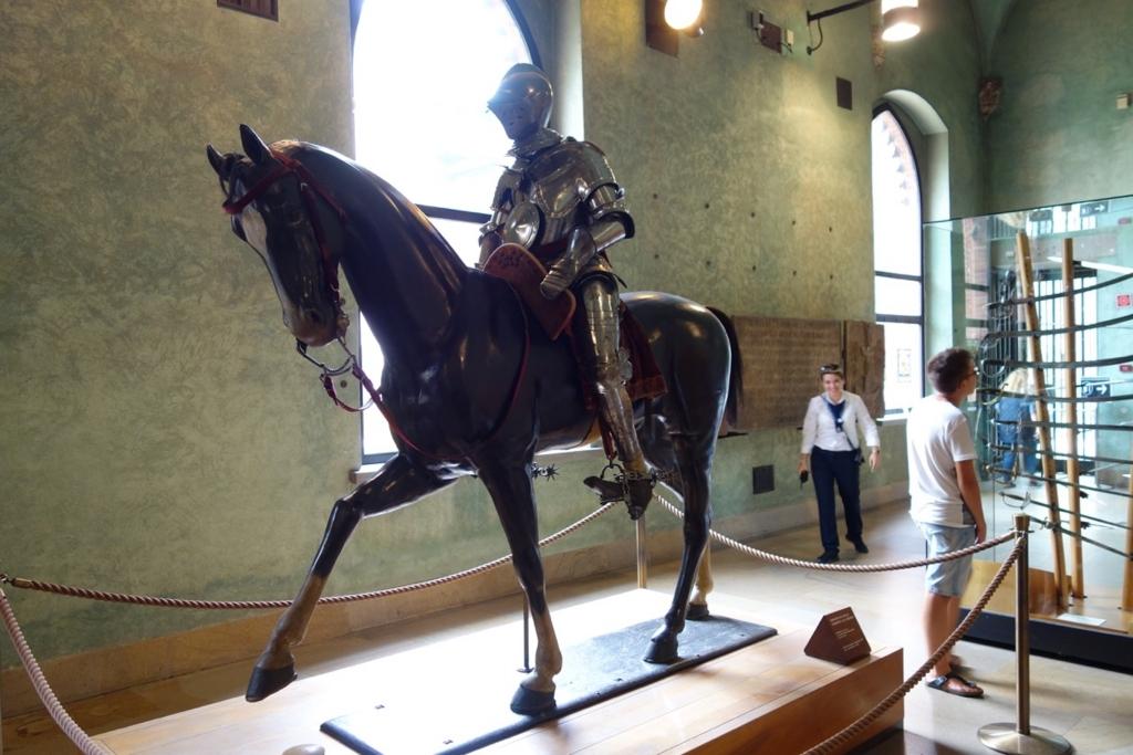 ミラノ「スフォルツァ城博物館」8