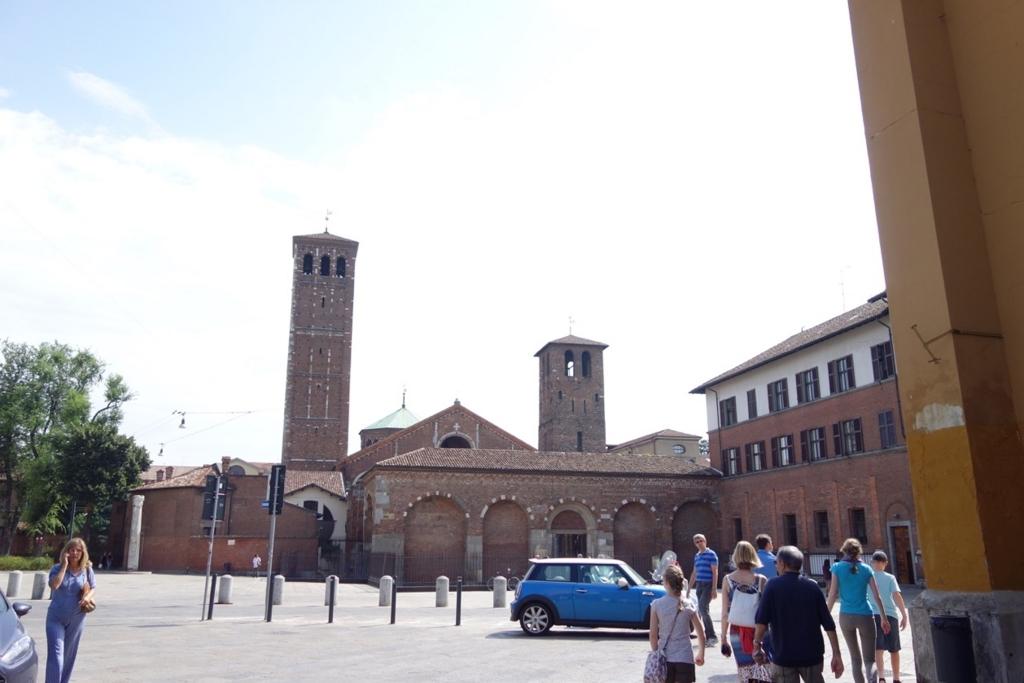 ミラノ「サンタブロージェ聖堂」4