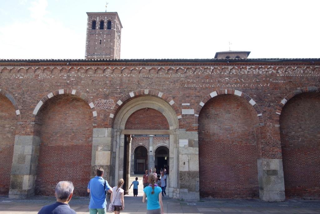 ミラノ「サンタブロージェ聖堂」5