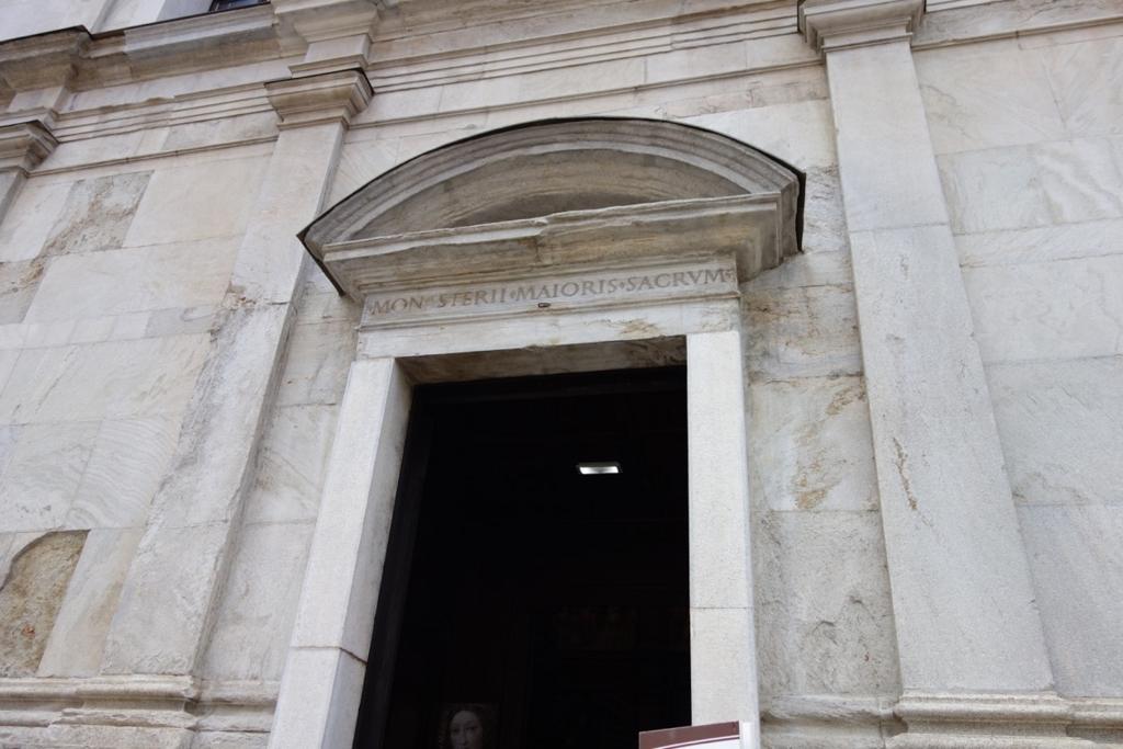 ミラノ「サン・マウリツィオ教会」2