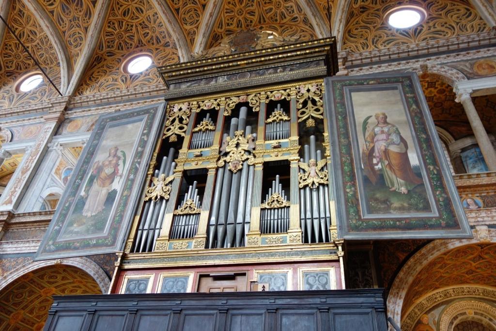 ミラノ「サン・マウリツィオ教会」5
