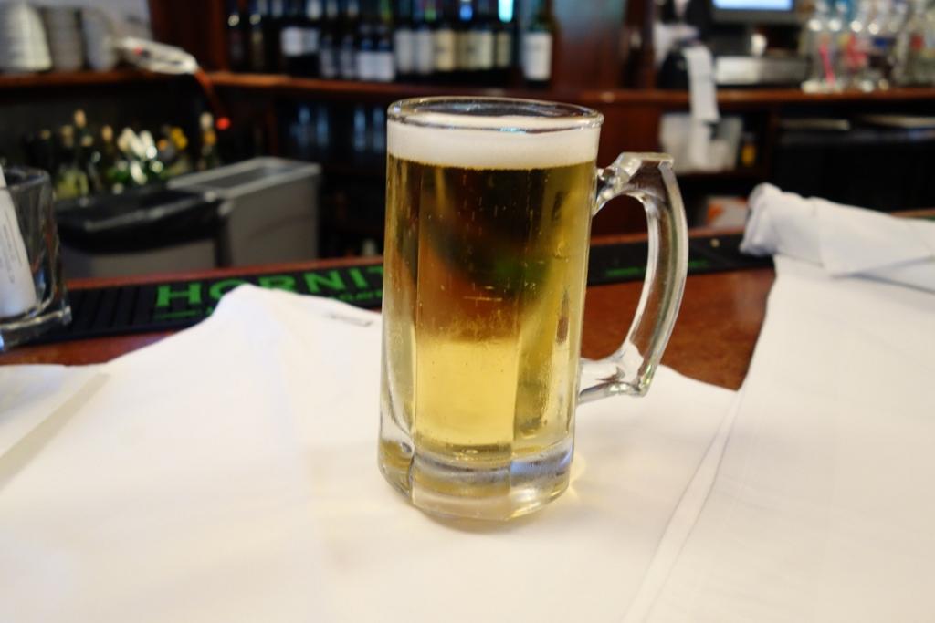 ウルフギャング ハワイ:ビール