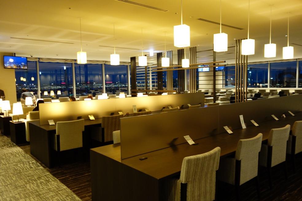 羽田空港「SKY LOUNGE ANNEX」のイメージ