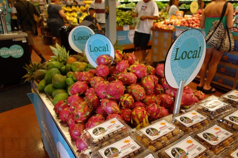 ホールフーズ カハラ店:果物3