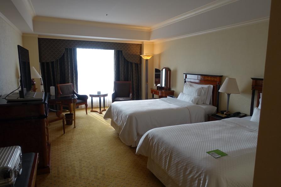 ウェスティンホテル東京に宿泊のイメージ1