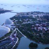 マリーナベイサンズの展望台、スカイパークを詳細レポート!<シンガポール旅行記>