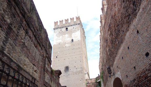 カステルヴェッキオとスカリジェロ橋は中世を感じさせるヴェローナの写真スポット!<イタリア旅行記>