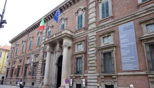 ミラノのブレラ絵画館をレポート!所要時間とアクセスは?<イタリア旅行記>