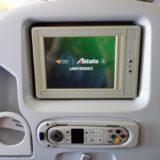 アリタリア航空786便(AZ786)搭乗記と旅の総括<イタリア旅行記>