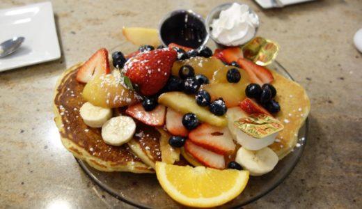 カフェカイラ ハワイの行き方とメニュー:バスを使って本店のパンケーキを堪能!