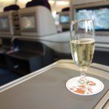 ANA SFC修行記5:エアチャイナ ビジネスクラス搭乗記(シンガポール-北京-羽田)