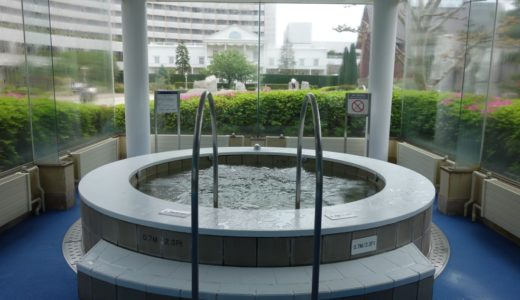 シェラトン・グランデ・トーキョーベイ:プールと大浴場(舞湯)を無料体験!オアシスをレポート!<SPG>