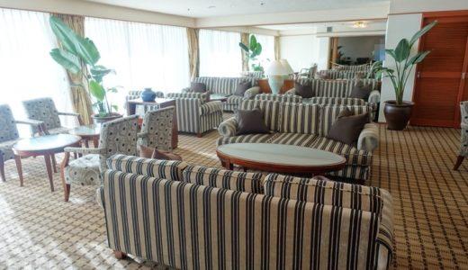 ルネッサンス リゾート オキナワ:クラブラウンジをアフタヌーンティーからカクテルタイムまで徹底レポート!<SPG/Marriott>