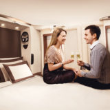 シンガポール航空 A380 スイートクラスを発券!マイルを使って憧れのファーストクラスへ