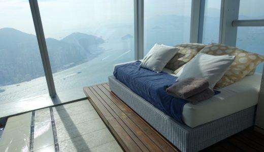 ザ・リッツ・カールトン香港:プール&フィットネスとお土産ショップをレポート!