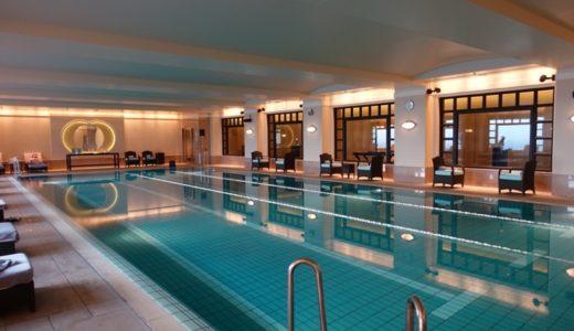 ザ・リッツ・カールトン東京:プールとスパ&フィットネス施設をレポート!