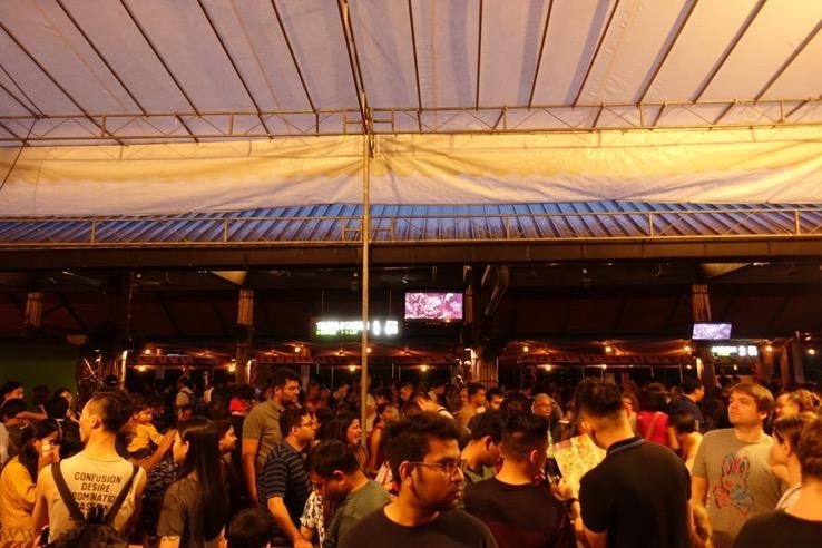 ナイトサファリ(シンガポール):トラム乗り場のイメージ4