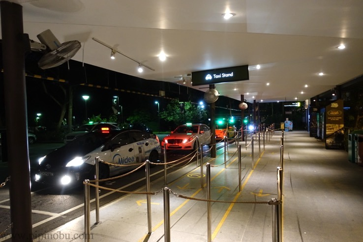ナイトサファリ(シンガポール):帰り方のイメージ2