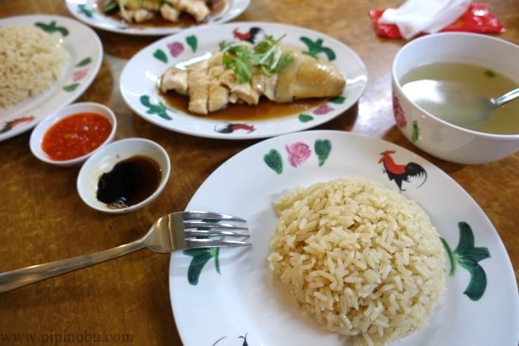 威南記海南鶏飯(ウィーナムキー)2