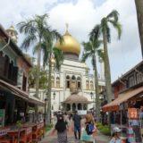 アラブストリート(シンガポール)観光:サルタン・モスクから、お土産、インスタ映えスポットまでレポート!