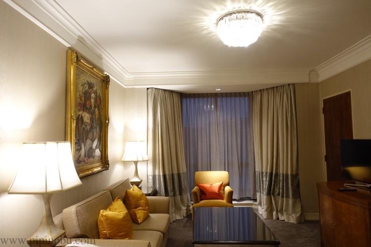 マリオットのホテルに宿泊イメージ3