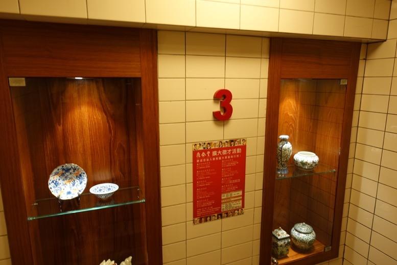 鼎泰豊(ディンタイフォン)台北本店の内観2
