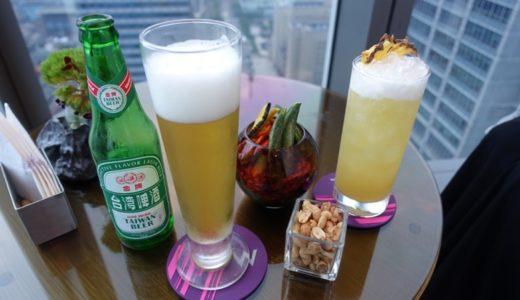 W台北(W Taipei)のラウンジ利用と無料朝食を徹底レポート!<SPGプラチナ特典>