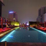 W台北(W Taipei)のプールとサウナ、フィットネス施設を徹底レポート!