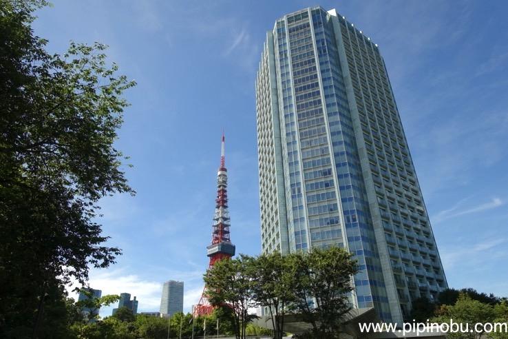 プリンス タワー ザ 東京 パーク
