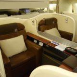 JALファーストクラス搭乗記:成田-ニューヨーク(JL4便)の機内食からシート、アメニティーまで徹底レポート!