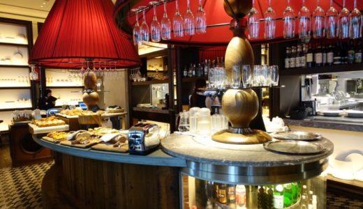 セントレジス大阪:レストランでの朝食&ディナーとプラチナ特典をレポート!