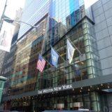 ウェスティン・ニューヨーク・タイムズスクエア 宿泊記:プラチナ特典で驚きのスイートルームにアップグレード!