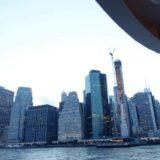 ニューヨークでクルーズ体験!ハーバーライトクルーズで夕景と夜景を満喫!