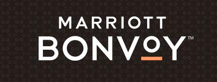「Marriott Bonvoy(マリオット ボンヴォイ)」のロゴ