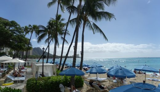 年末年始ハワイ旅行を格安で実現!その秘密はANAマイルとSPGアメックス!