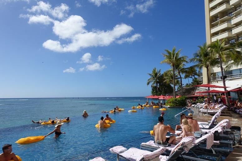 ハワイ旅行のイメージ