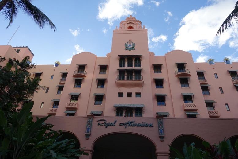 ハワイ(ホノルル)のホテル