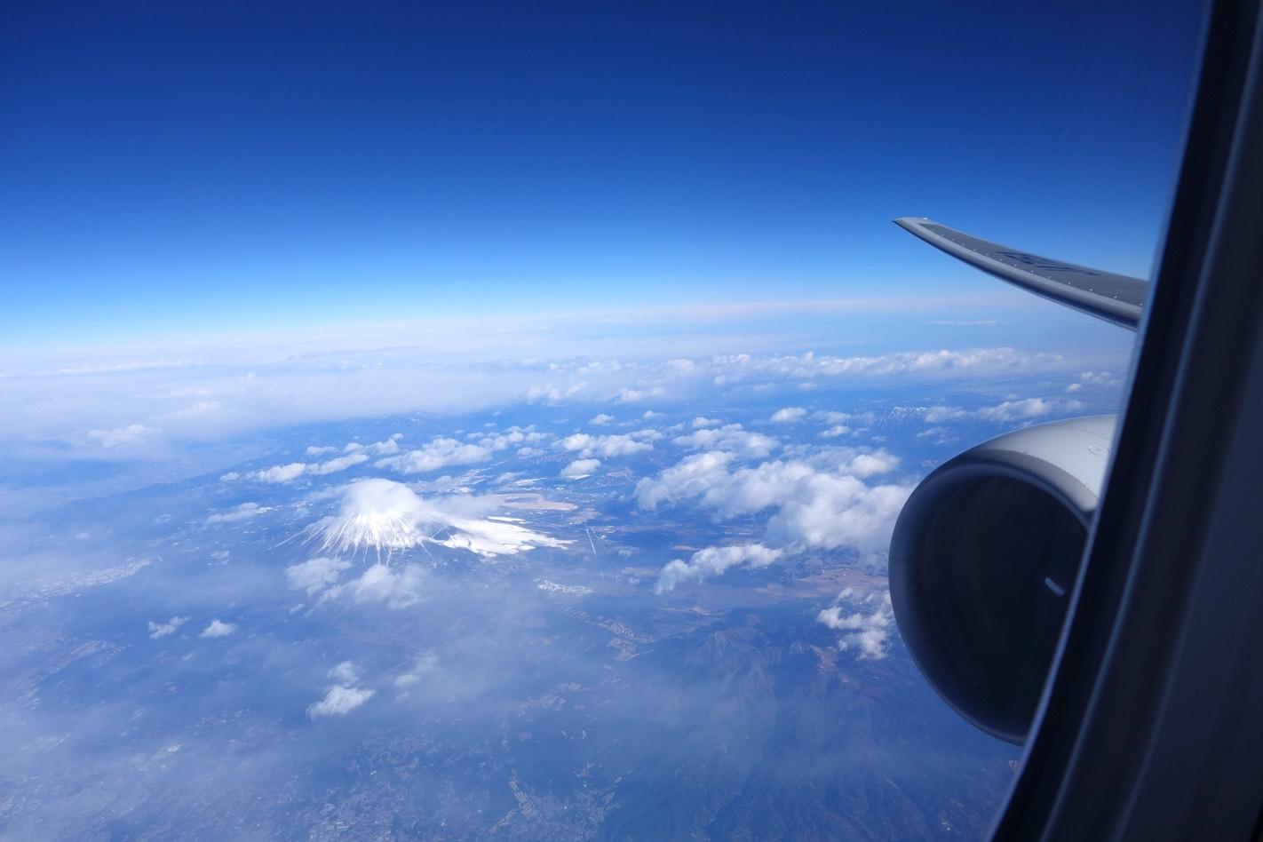 ユナイテッド航空(UA)のフライト
