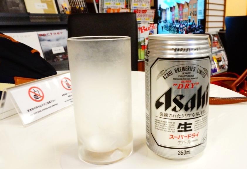 IASS Executive Loungeのアルコール1杯無料のイメージ