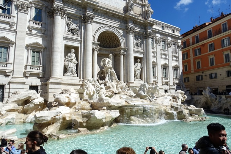 ローマ観光のイメージ