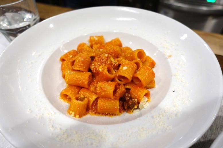 ロショーリ(Roscioli)の料理3