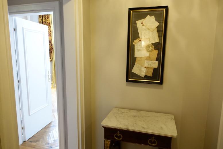 「セントレジス ・フィレンツェ」の廊下3