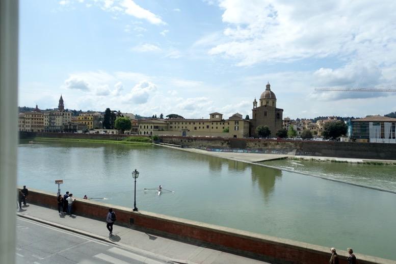 「セントレジス ・フィレンツェ」の眺望1