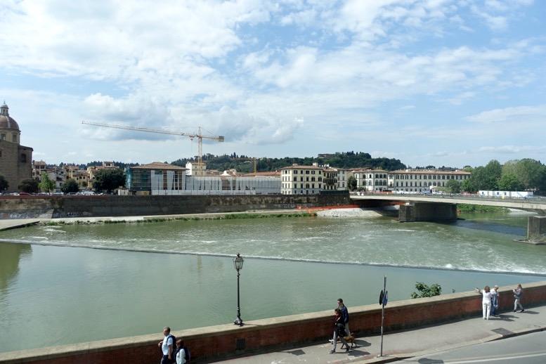 「セントレジス ・フィレンツェ」の眺望2