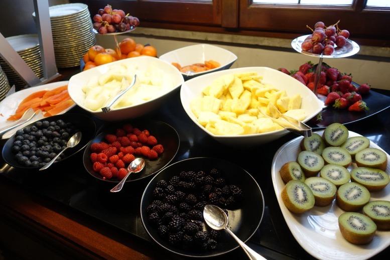 朝食ビュッフェ:フード3