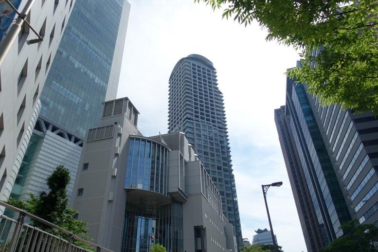 リッツ大阪:外観1