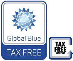「Global Blue」のロゴ