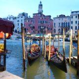 ベネチアのゴンドラ:料金と相場 オススメの乗り場は?体験レポート!